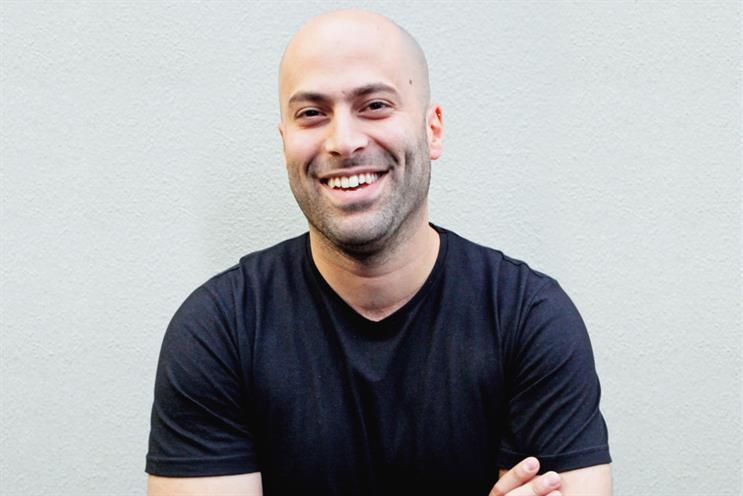 Wassef will work across the agency's entire Nike portfolio