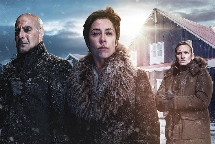 Fortitude: debuted in Sky's five European markets simultaneously