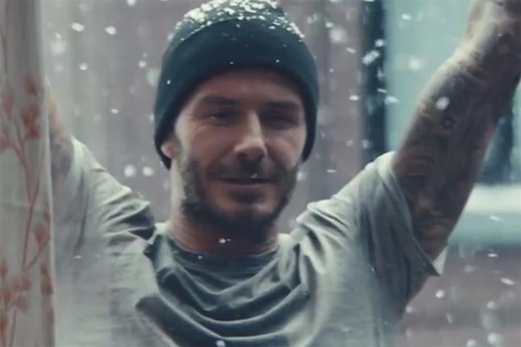 David Beckham stars in Sky Sports' ad to kick off the Premier League season