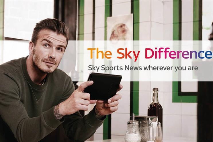 Sky bets on power of advertising in TV war