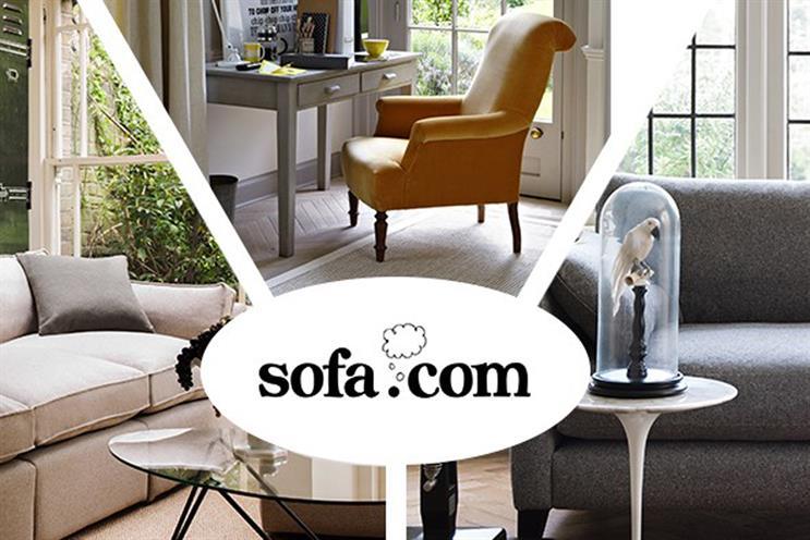 Sofa.com seeks shop for ad/CRM business