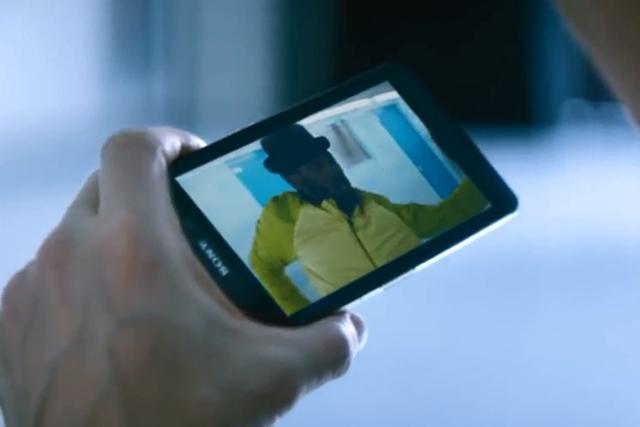 Michael Jackson and Sony Xperia Z2 inspire choreographer