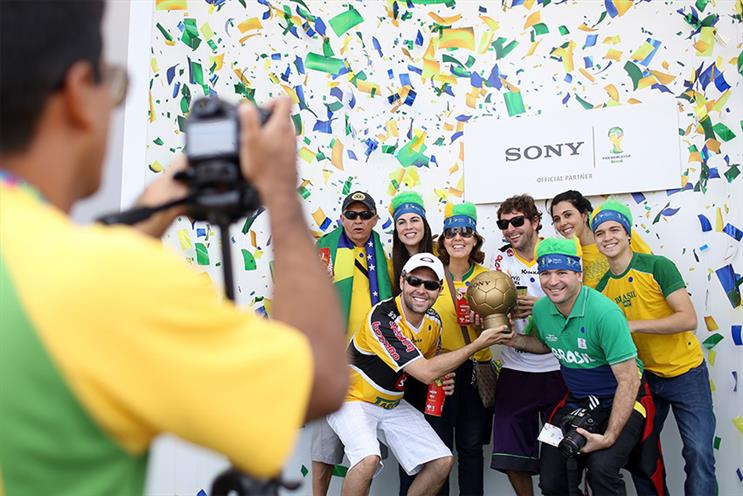 Sony: set to back out of World Cup sponsorship