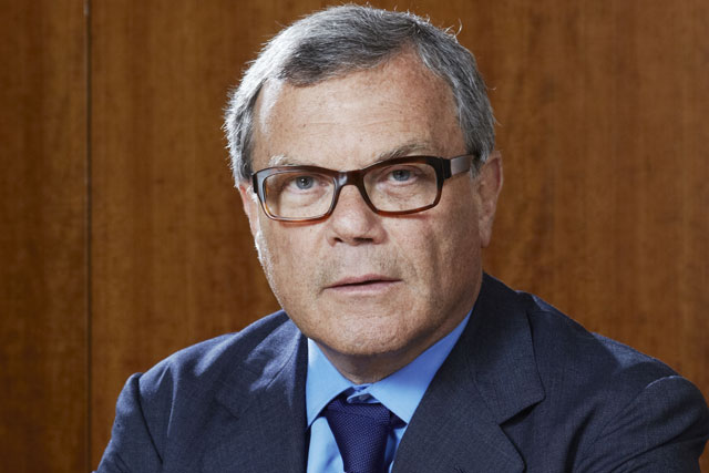 Sir Martin Sorrell: the chief executive of WPP