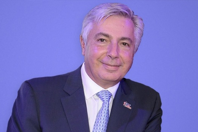 Alfredo Gangotena: joins Sotheby's from MasterCard