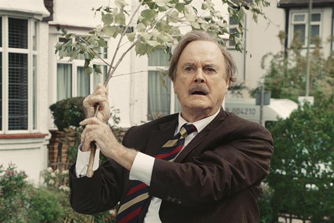 Specsavers brought back Basil Fawlty, played by John Cleese, from Fawlty Towers