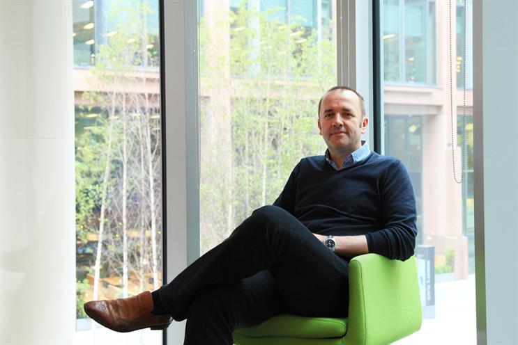 Stuart Giddings: the global president at Interprise