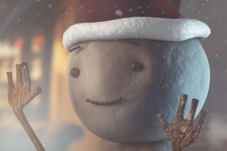 Not the John Lewis Christmas 2016 ad