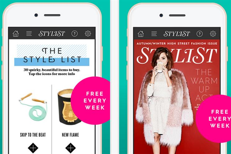 Stylist closed its iPad app in March