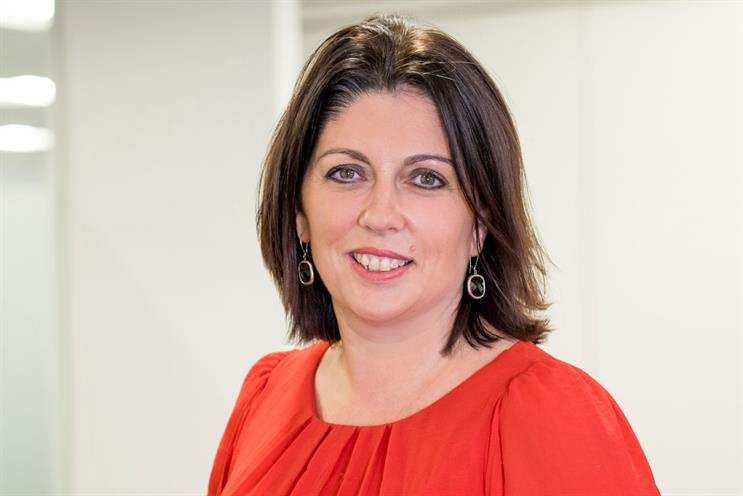 Sue Todd: the chief executive of Magnetic