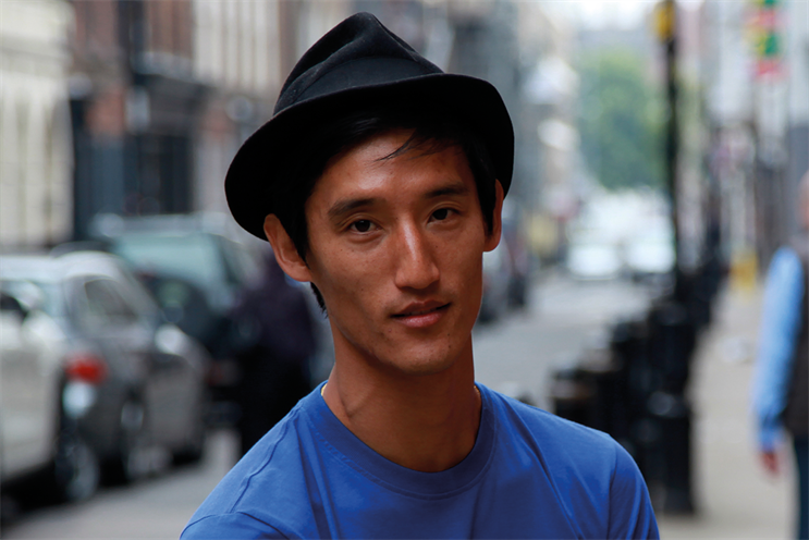 Supple Nam: choreographed Honda's 'stepping' ad by Mcgarrybowen