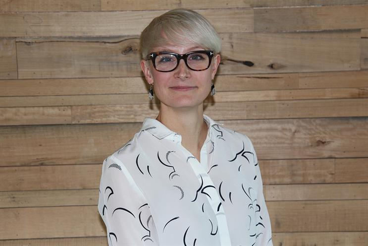 Susanne Jones takes MD role at Isobar UK