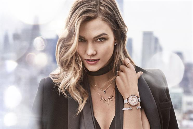 Swarovski: new content will run during autumn/winter 2016 campaigns
