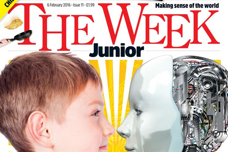 The Week Junior: launched last November