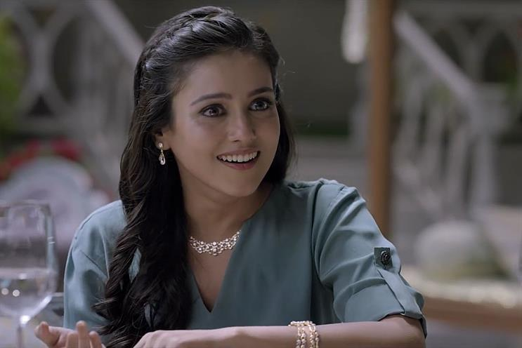 Tanishq: the Indian jewellery brand's  ads, created by Lowe Lintas, take a modern, progressive view of its target audience of women in a highly traditional market