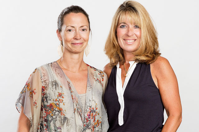 Tash Whitmey and Tracey Barber: teaming up at Havas EHS