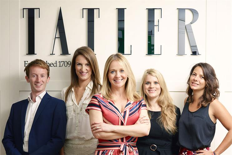 Posh People: Inside Tatler: helped the title record a healthy circulation across print and digital