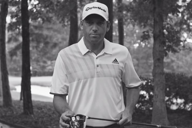 TaylorMade: social campaigns