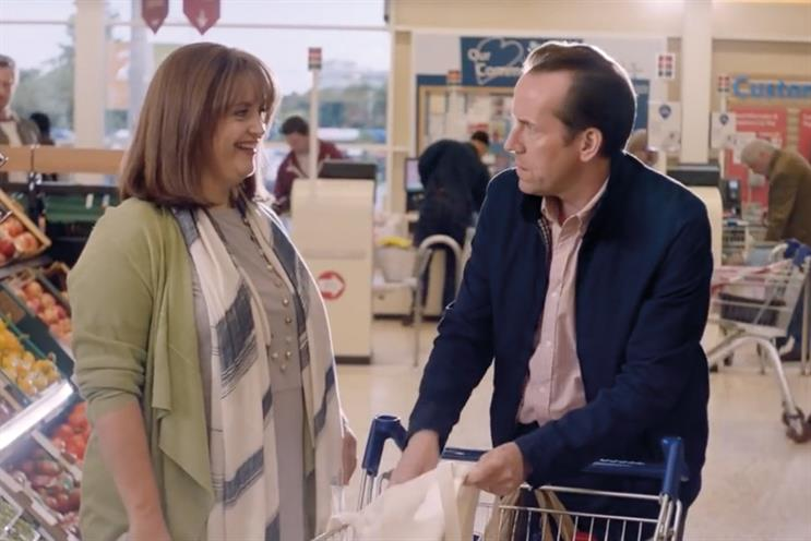 Tesco: ad business held by BBH