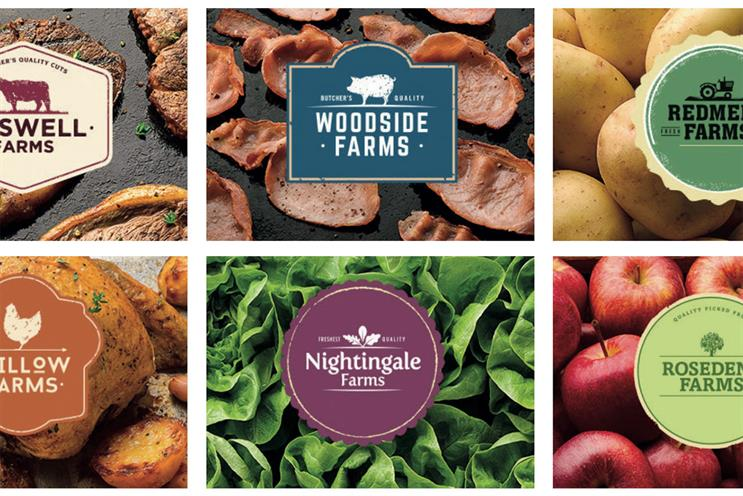 Tesco: own-label fresh-food brands have come under fire from the NFU
