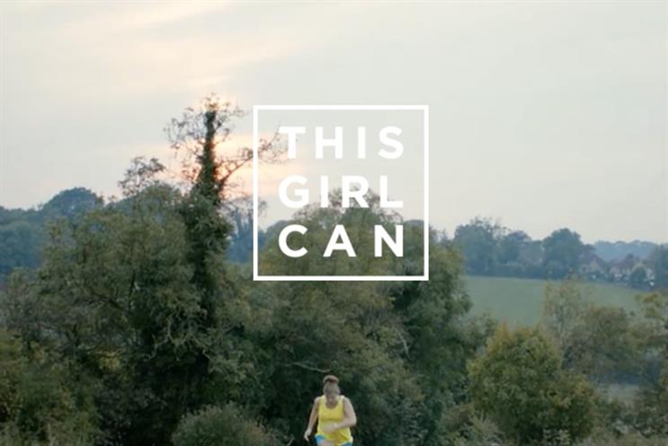 This Girl Can: Sport England's campaign has encouraged 2.8m women to do more exercise