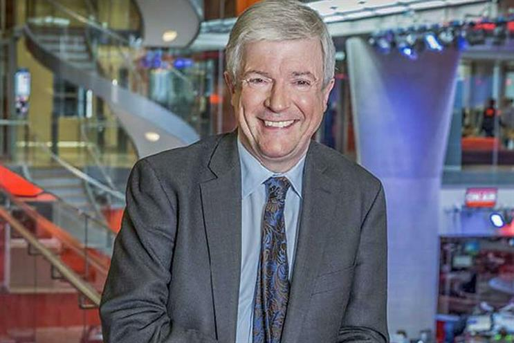 Tony Hall: director general of the BBC