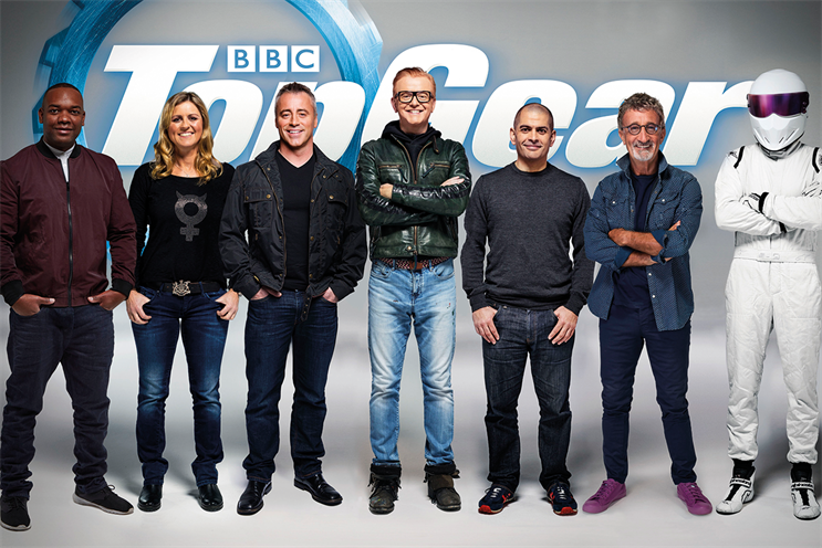 Ten things you need to know: Top Gear, Telegraph, Nabs