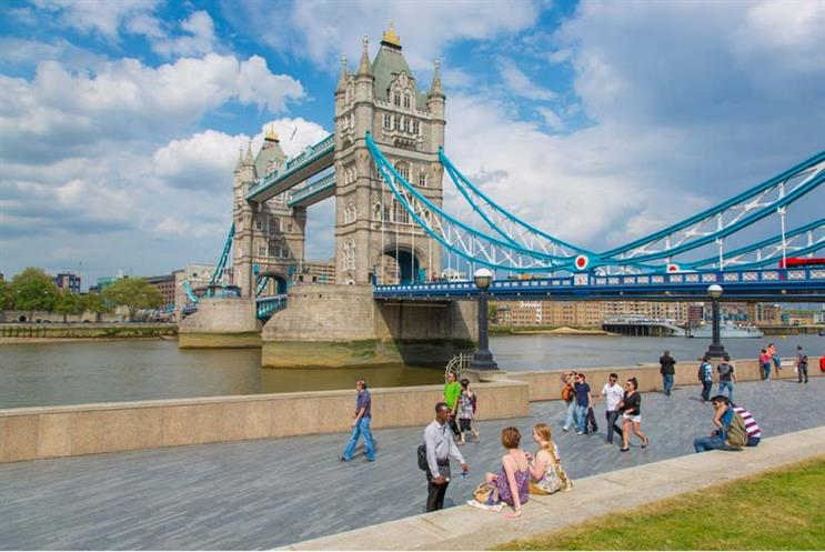 Help tell London's story: a marketing career with passion