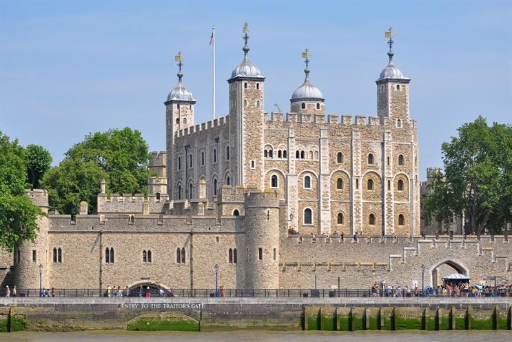 Tower of London: Historic Royal Palaces has shortlisted four agencies to pitch