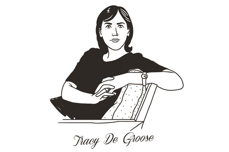 Tracy De Groose: the chief executive of Dentsu Aegis