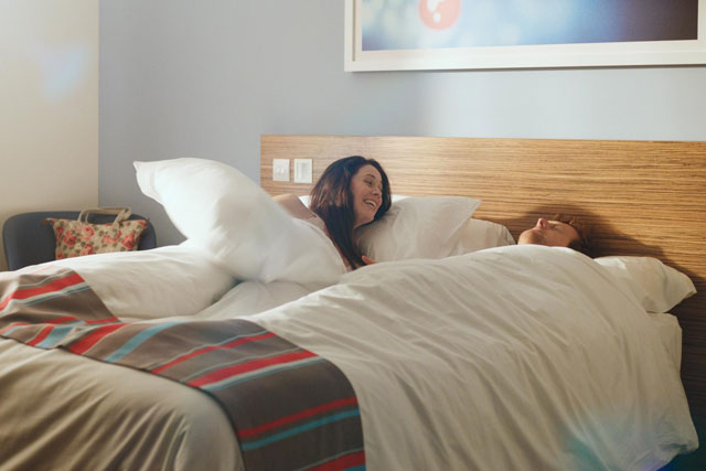 Travelodge: invests in £25m 'Get Up and Go' ad push