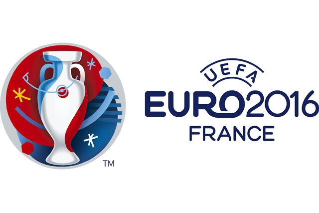 UEFA pays homage to 'art of football' for Euro 2016 logo