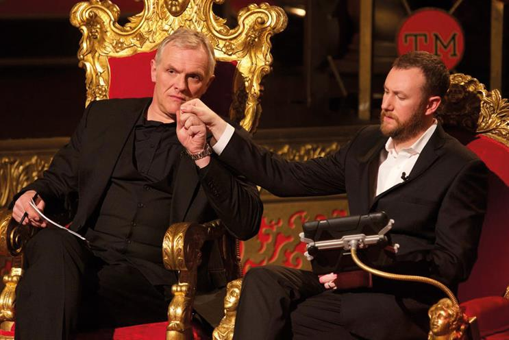 Taskmaster: a 'full-service' agency will handle creative work for all UKTV shows