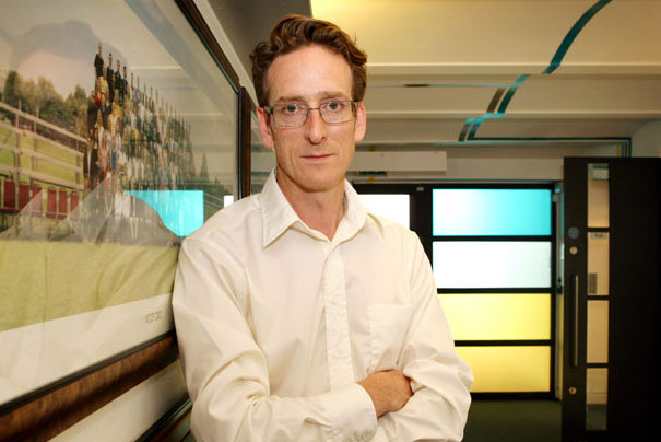 Charles Vallance: the chairman and founder of VCCP