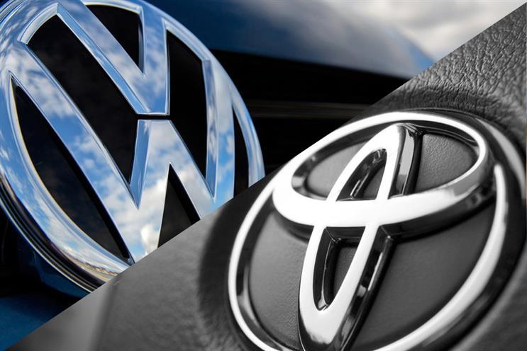 How VW overtook Toyota in sales despite emissions scandal