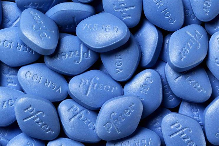 Viagra faces stiff competition as Pfizer calls ad review