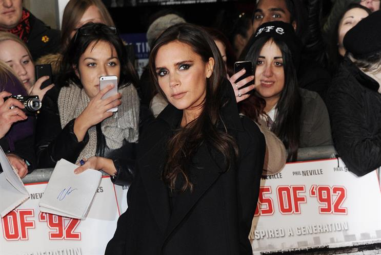 Victoria Beckham: ambassador