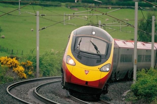 Virgin: its trains will now service the UK's East Coast line between London and Edinburgh