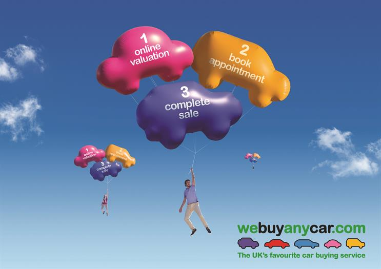 We Buy Any Car: reappointed Driven