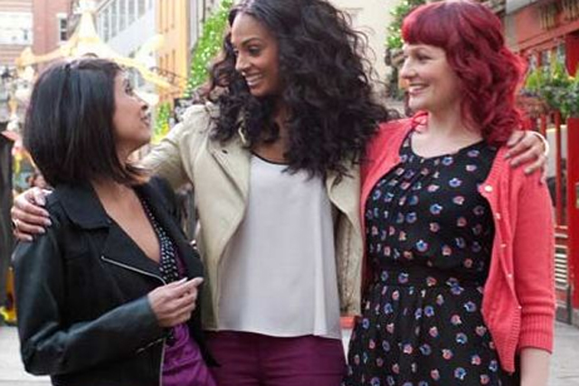 Weight Watchers: 2012 TV campaign starring Alesha Dixon