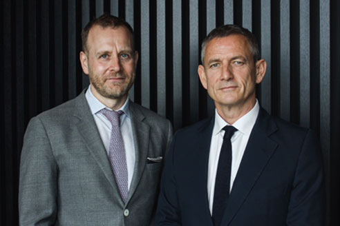 Havas: Hirst (l) said Whelan will help unify the group's UK offer