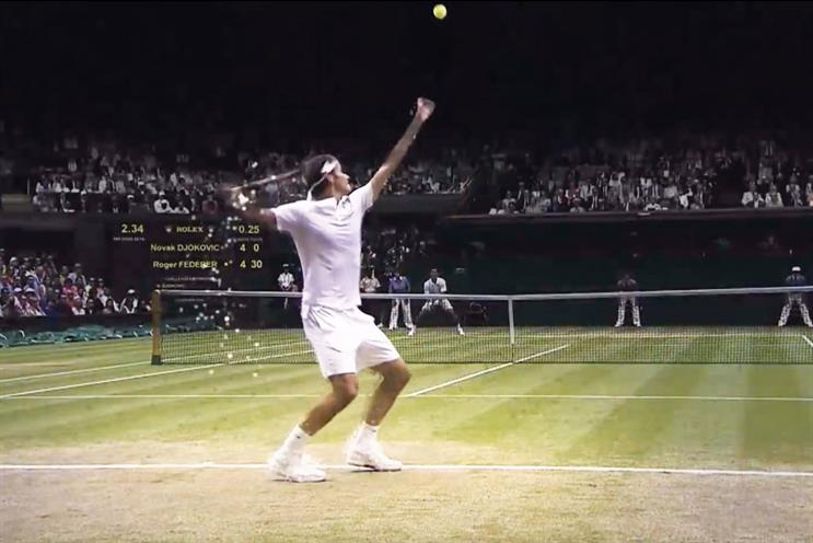 Wimbledon: among the IPG Mediabrands clients Society is working with