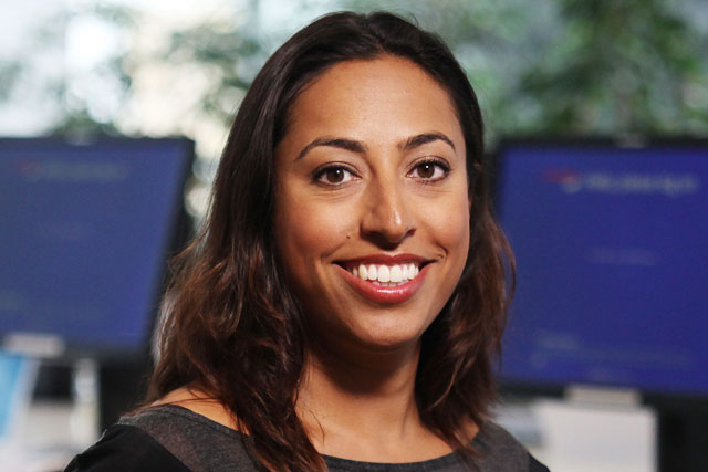 Catriona Woodward: joins BA as head of its digital marketing innovation and social media team