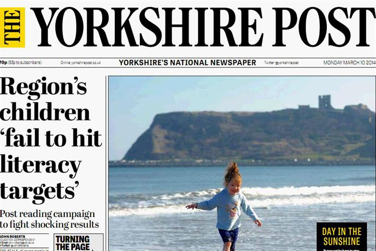 Under-pressure Yorkshire Post publisher turns more news sites mobile-first
