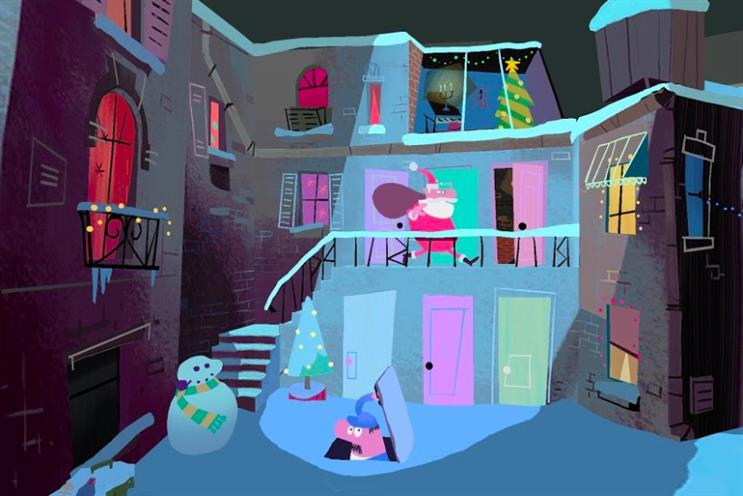 Aardman: Special Delivery is a 360-degree video caper