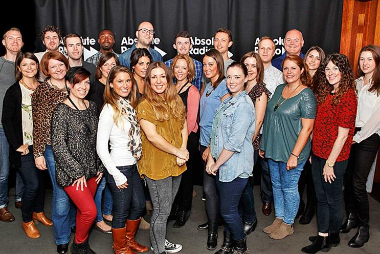 Campaign Media Awards 2013: Radio Sales Team of the Year
