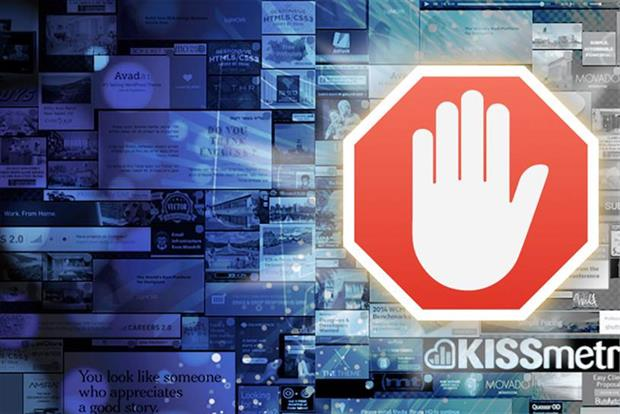 Ad-blocking has been labelled a 'protection racket'