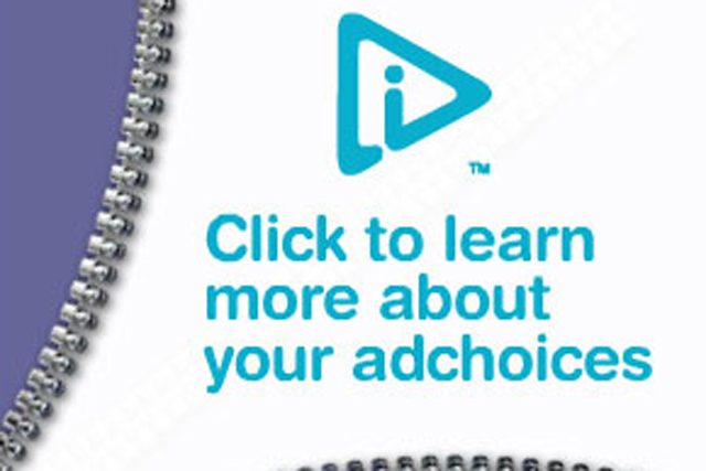 AdChoices: Weve is to serve the icon on all mobile display ads