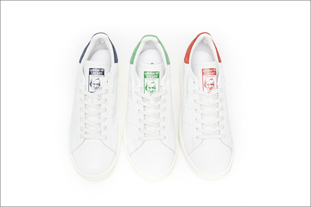 Adidas: former tennis star Stan Smith features in trainer return