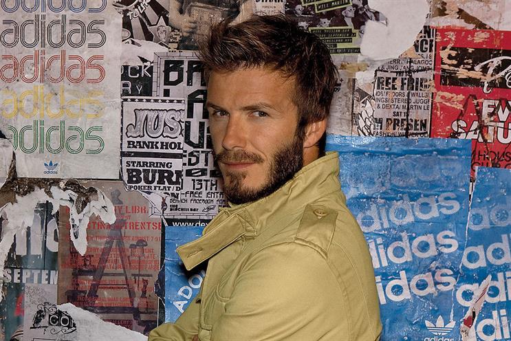 Park it like Beckham